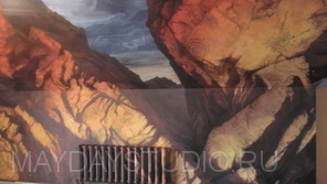 Роспись интерьера москва
